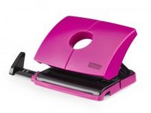 Locher B 216 CID happy pink matt, Stanzleistung 1,6mm (16 Blatt)