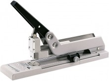 Blockhefter B54/3 hgrau/dgrau Heftleistung: 170Blatt,extra lange