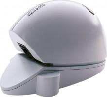 Elektroheftgerät B90EL grau Heftleistung: 20Blatt, Klammer NE6