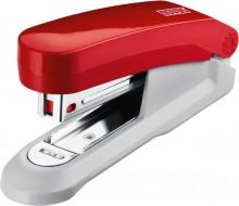 Heftgerät E15 rot/grau Heftleistung: 15Blatt, Klammer No.10