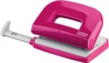 Locher E210 Evolution pink Stanzleistung 10 Blatt, mit
