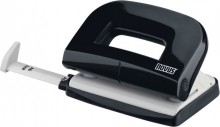 Locher E210 Evolution schwarz Stanzleistung 10 Blatt, mit