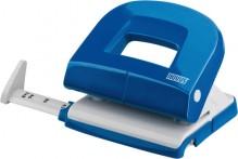 Locher E216 Evolution blau/grau Stanzleistung 16 Blatt, mit