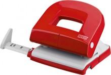 Locher E216 Evolution rot Stanzleistung 16 Blatt, mit