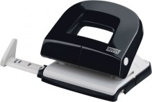 Locher E216 Evolution schwarz Stanzleistung 16 Blatt, mit