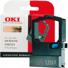 OKI Farbband Nylon schwarz ML 5-Serie