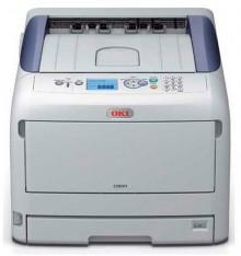 Farblaserdrucker A3 C822dn mit Duplex
