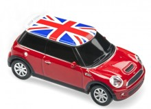 USB-Stick Mini Cooper S, 32 GB, rot