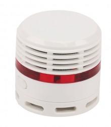 """Rauchwarnmelder # RM 10 mini"""" kompakt zur dezenten Montage"""