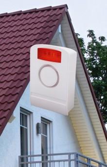 Funk Alarmanlagen Außensirene für Protect 9060/6060