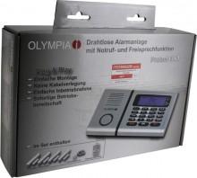 Drahtlose Alarmanlage Protect 6061 Eingebaute Telefonwähleinheit