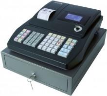 Kasse CM 941 Handel und Restaurant, grau, Thermodrucker, 50 mm/Sekunde,