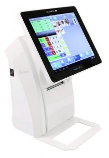 Kasse touch 200 für Handel und Gastronomie, weiß, Android 4.1,
