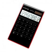 Taschenrechner LCD-3112, schwarz, 1-zeiliges Punktmatrix LC-Display