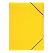 Pagna Gummizugmappe in gelb