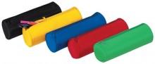 Schlampermäppchen, Nylon Basic Farben sortiert