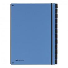 Pagna Putlordner in hellblau mit 12 Fächern