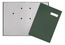 Pagna Unterschriftenmappe in grün - Produktansicht