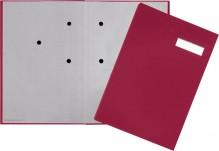 Pagna Unterschriftenmappe in rot - Produktansicht