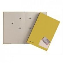 Pagna DE LUXE Unterschriftenmappe in gelb