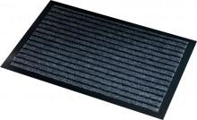 Schmutzfangmatte m. Bürsteneffekt grau, 60x90cm, Eco Brush