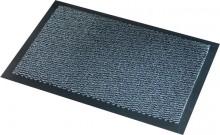 Paperflow Schmutzfangmatte grau 90x150cm, rutschsichere Vinylauflage