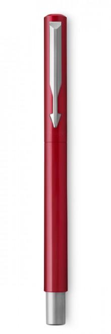 Vector Füllhalter Rot C.C., Linienbreite Medium,