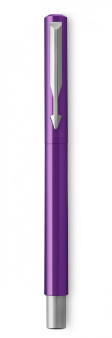 Vector Füllhalter Violett C.C., Linienbreite Medium,