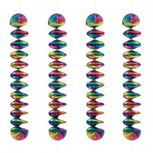 Rotor Spiralen Rainbow Ø 7,5 x 60cm