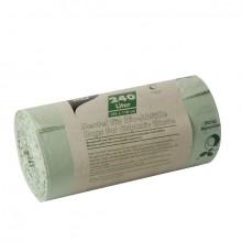 Kompostbeutel, Bio-Folie, 240l, 145 x 110 cm, grün, Stärke: 20my