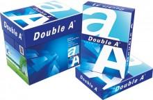 Kopierpapier Double A A4 80g hochweiß, h´frei, glatte Oberfläche