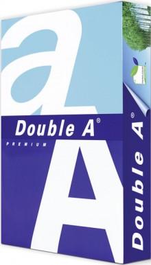 Kopierpapier Double A A4 80g 250 Bl. hochweiß