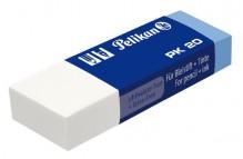 Radierer PK20 Kunststoff, Combi 2/3 für Bleistift, 1/3 für Tinte