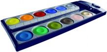 Pelikan Farbkasten 24er 735K24 24 Farben + 1 Tube Deckweiß