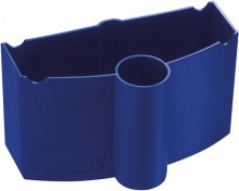 Wasserbox in blau