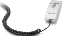 Mikrofon u. Steuereinheit f.725/730 Diktiergerät Aufnahmezubehör