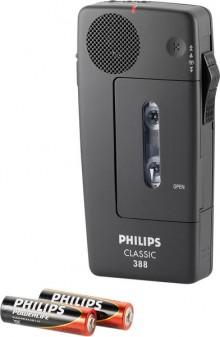 Diktiergerät Classic PocketMemo 388 Minikasettensystem,Analog