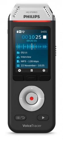 Digital Voice Tracer DVT2110 Audio- recorder für Notizen und Gespräche