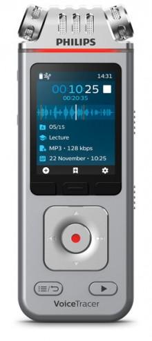 Digital Voice Tracer DVT4110 Audio- recorder für Vorträge und Intervies