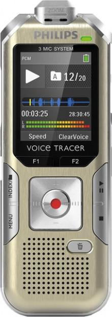Digital Voice Tracer zur Aufnahme von Meetings/Konferenzen, DVT8010