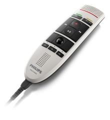 Diktiermikrofon SpeechMike Premium LFH3200, mit 4 Drucktasten,