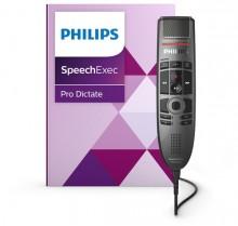 Digitales Diktiergerät Pocket Memo PSE3700/01, entkoppeltes Mikrofon,