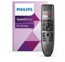 Digitales Diktiergerät Pocket Memo PSE4000/01, entkoppeltes Mikrofon,