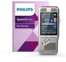 Digitales Diktiergerät Pocket Memo PSE8000/01, 3D-Mikrofontechnik,