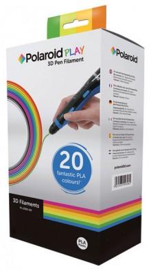 3D Pen PLA Filament 20 x 15g(5m) Filament-Packs
