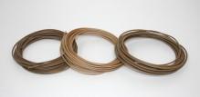 Filament Holz 225gr, Filament mit Echtholzfasern, 3 unterschiedliche