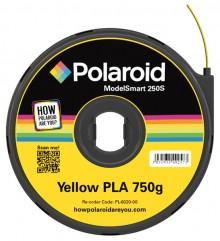 PLA Filament gelb 750gr Allzweck-kompostierbarer Kunststoff