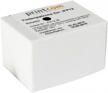 Tintenpatrone iFP12IB schwarz für Printcom