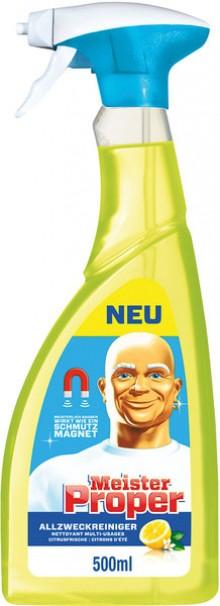 Meister Proper, Allzweckreiniger, Spray,für alle abwaschbaren Ober-