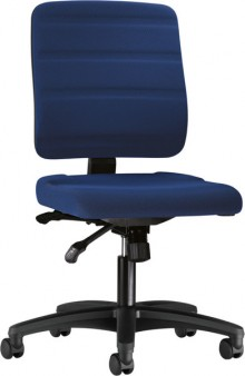 Bürodrehstuhl Yourope 4402 Bezug: TE01 royalblau